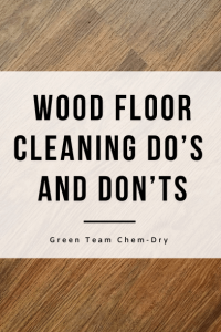 wood floor cleaning do's and don'ts blog post