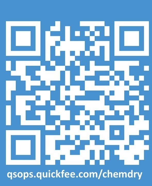 quickfee financing option QR code