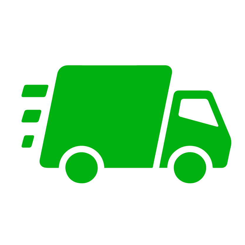pick up and delivery icon for rug cleaning gastonia nc