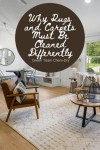 Why Rugs and Carpets Must Be Cleaned Differently